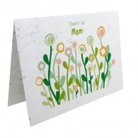 Growcard - Flowers for MOM