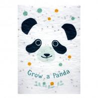 Bloeikaart - Grow a PANDA