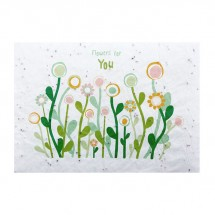 Growcard - Flowers for YOU