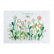 Bloeikaart - Een bloemetje voor JOU