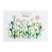 Bloeikaart - Een bloemetje voor MAMA