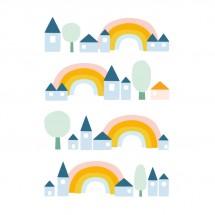 Hikje - Kaart Regenboog
